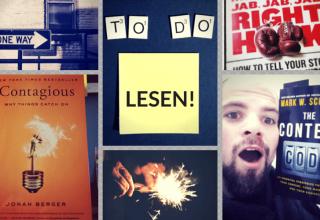 Eine Liste der besten Content Marketing Bücher