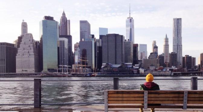 Panorama von NYC