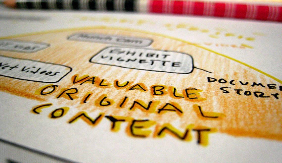 Blog Strategie – mit dem richtigen Mix starten