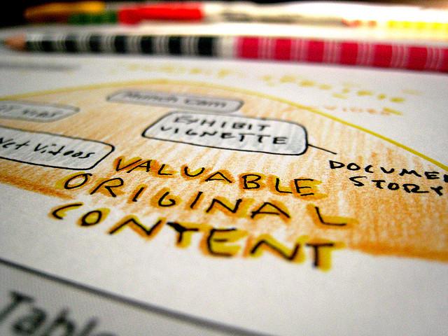 Der Trend zum visuellen Netz