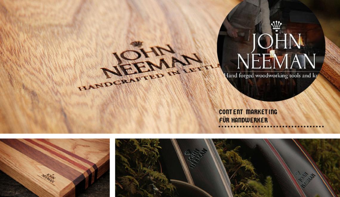 Content Marketing für Handwerker – die Erfolgsgeschichte von Neeman Tools