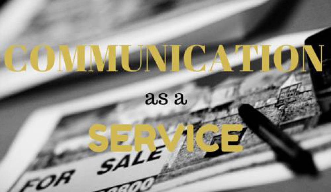 Understanding Communication as a Service