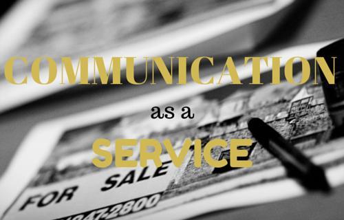 Understanding Communication as a Service