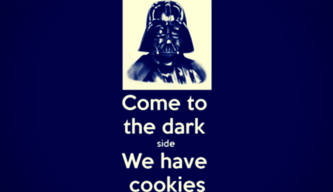 Come to the dark side of social sharing… You'll be surprised.