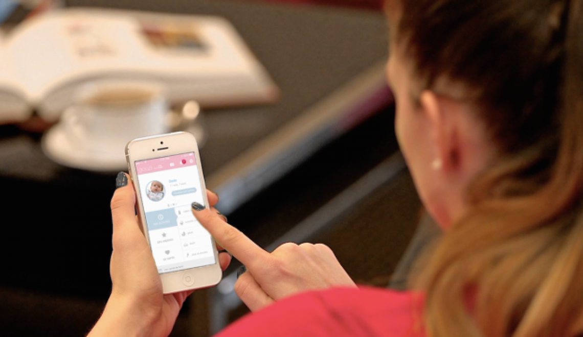 Youtility Beispiel: Evian-App soll Eltern unterstützen