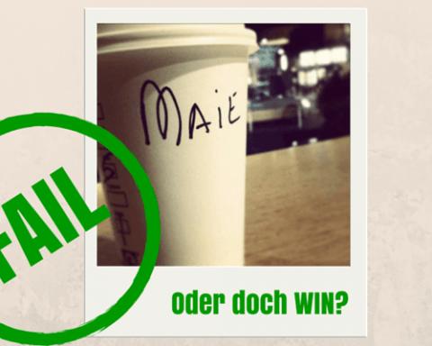 Schreibt Starbucks Namen absichtlich Falsch? #StarbucksFail ist kein Zufall