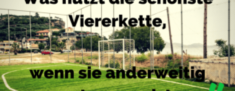 Content Marketing Strategie: Der Themenplan ist dein Spielmacher