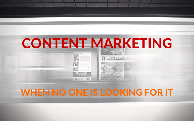 Content Marketing for boring businesses