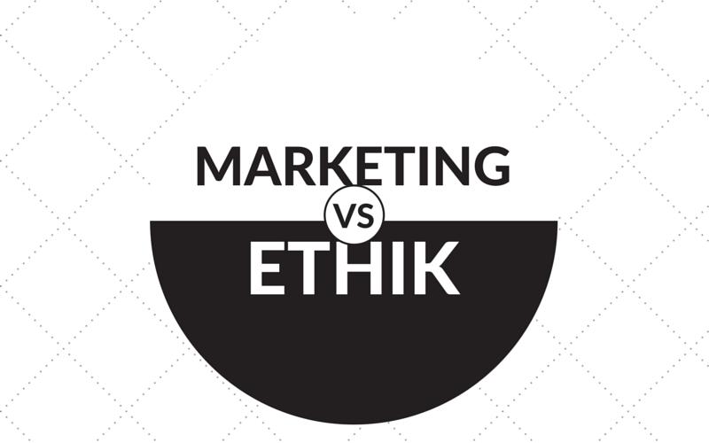 Ethik im Content Marketing - die Frage, die wir uns stellen müssen
