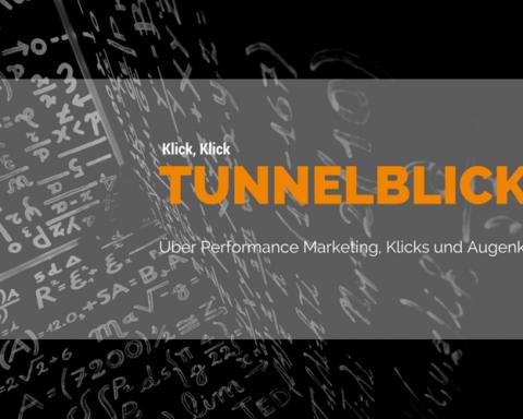 Performance Marketing & Content Marketing: Über Klicks und Augenklappen…