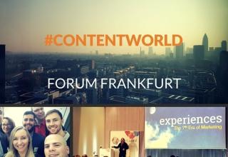 Recap zum Content World Forum 2015 in Frankfurt
