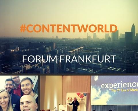 Das Content World Forum: Houston, wir haben eine neue Content Marketing Veranstaltung!