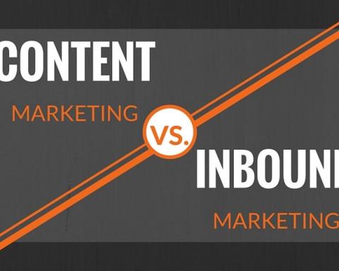 Der Unterschied zwischen Content Marketing und Inbound Marketing? Scheissegal.