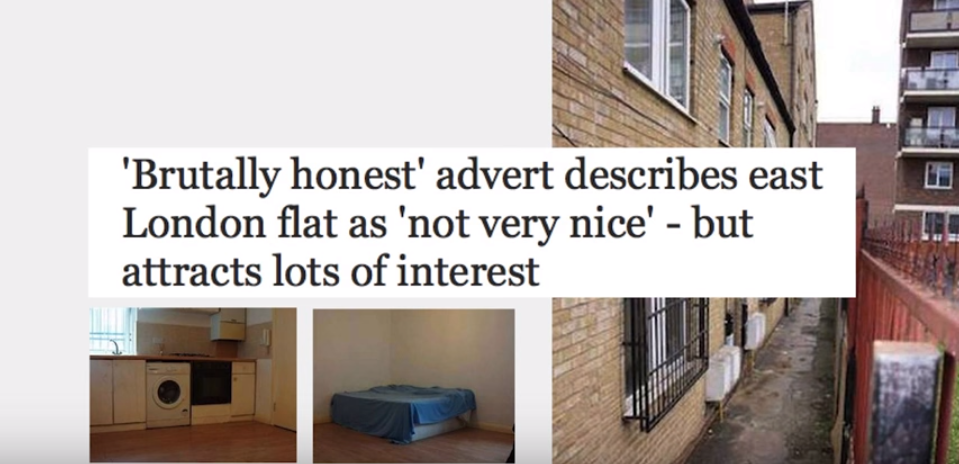 Ehrlicher Immobilienmakler