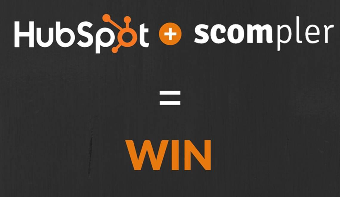 Content Marketing Tools – HubSpot vs. Scompler: Konkurrenzprodukte? Oder ziemlich beste Freunde?