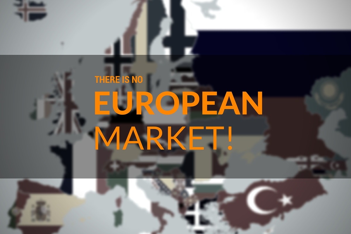 There is no European market