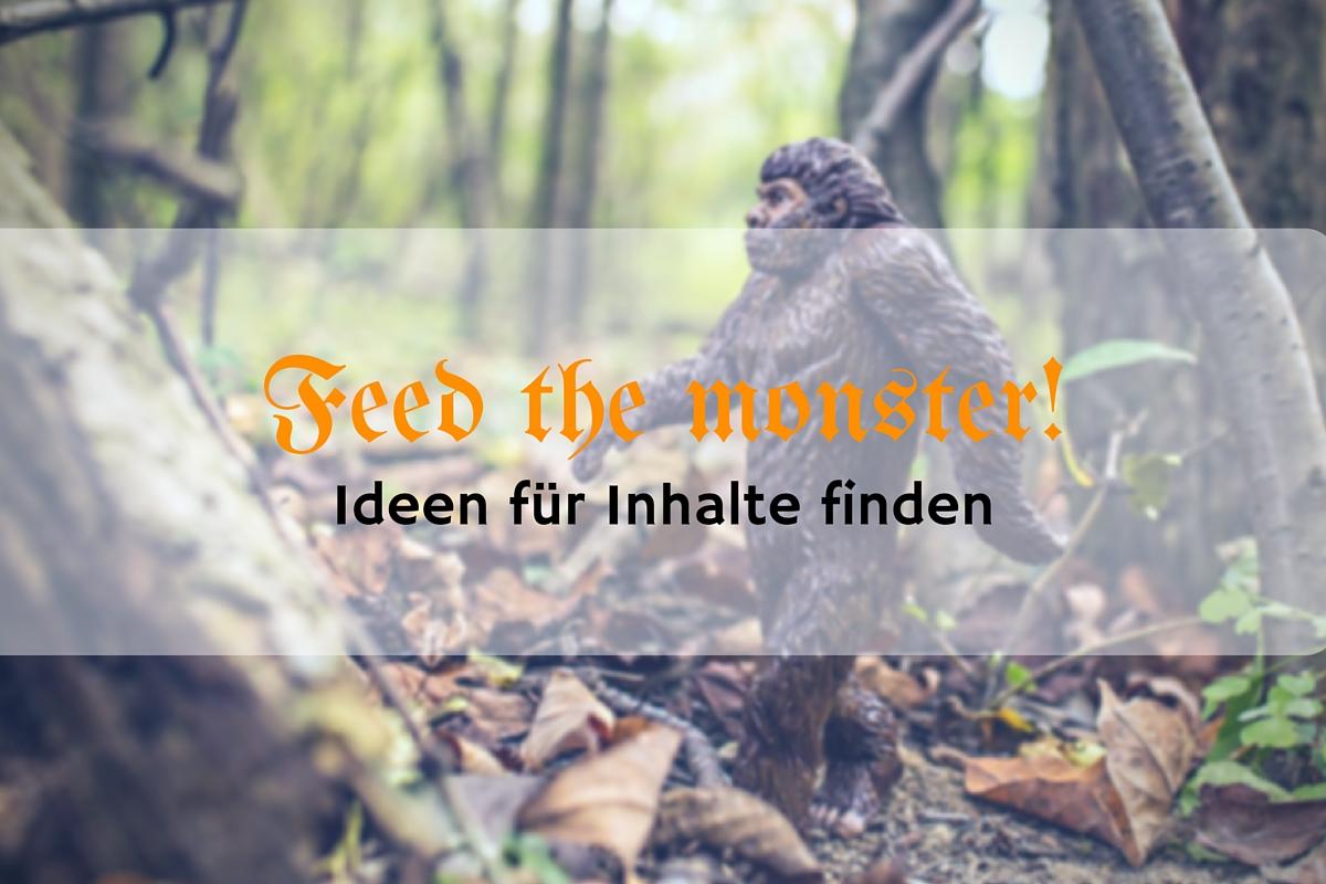 Inspiration für neuen Content finden