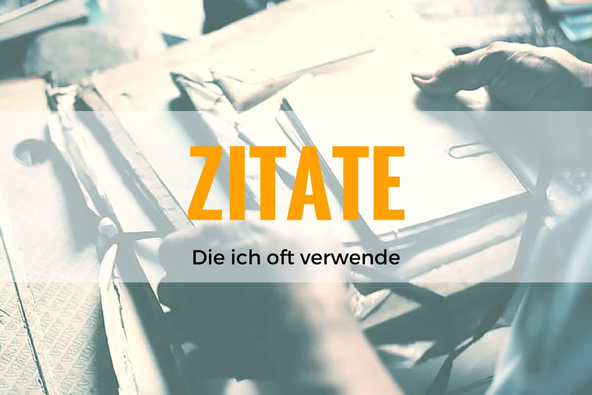 Content Marketing Zitate Cover Bild