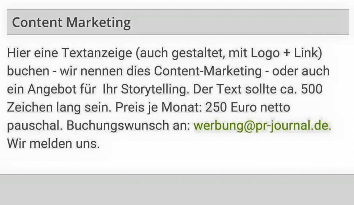 """Das Problem mit dem Begriff """"Content Marketing""""… in einem Bild"""