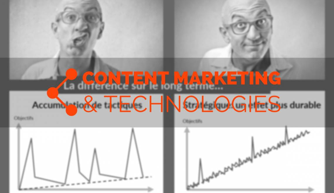 Technologies et outils dans le Content Marketing