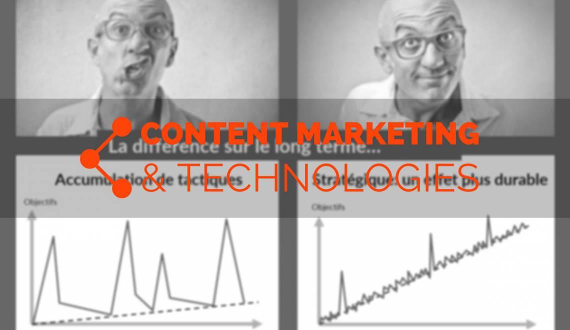 Technologies et outils dans le Content Marketing