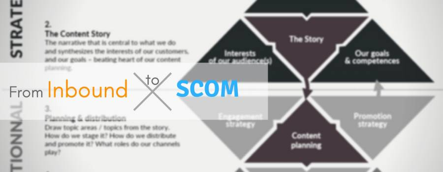 Why I moved on from inbound marketing to (strategic) content marketing