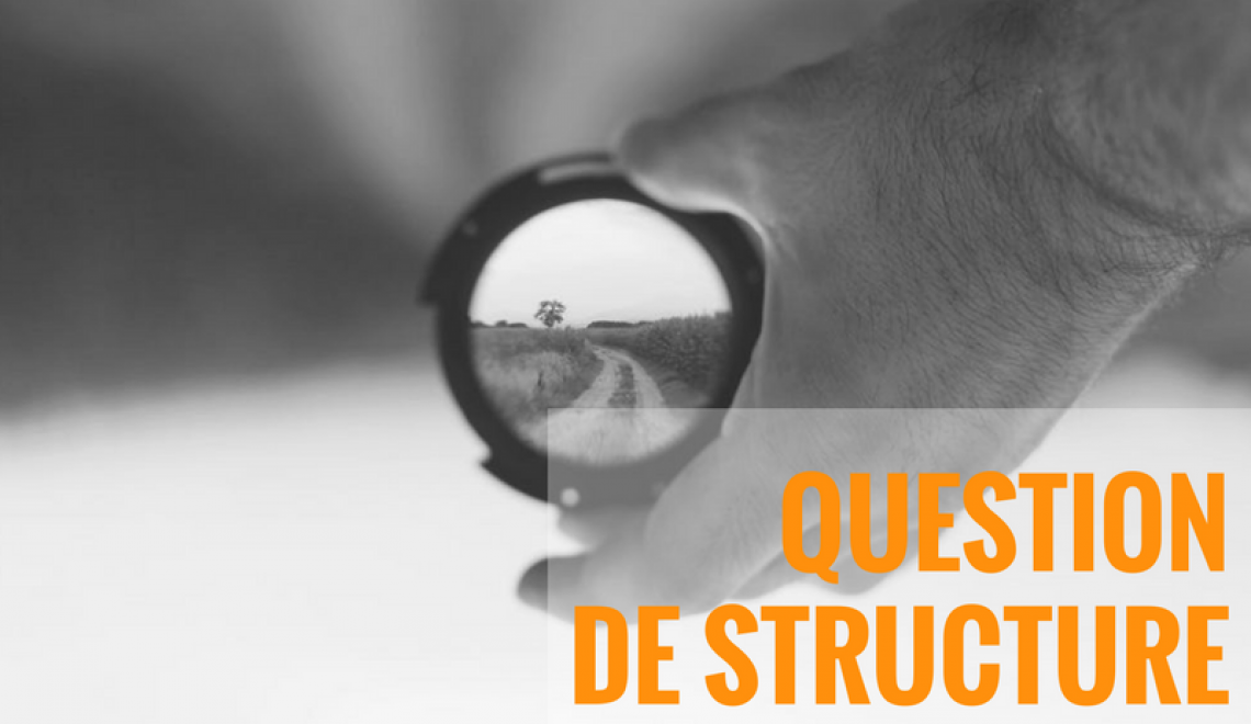 Chères PME, agir de façon stratégique est une question de structure, pas de taille ou de ressources!