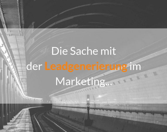 Leadgenerierung im Marketing